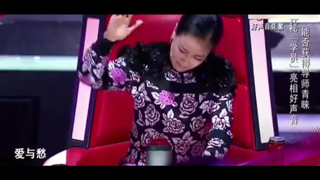 中国好声音,黄渤来比赛,被影帝耽误的歌手,太好听了!