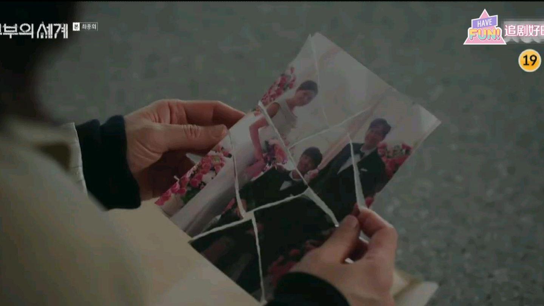 韩剧《夫妻的世界》大结局,这应该是最理想都结局了吧
