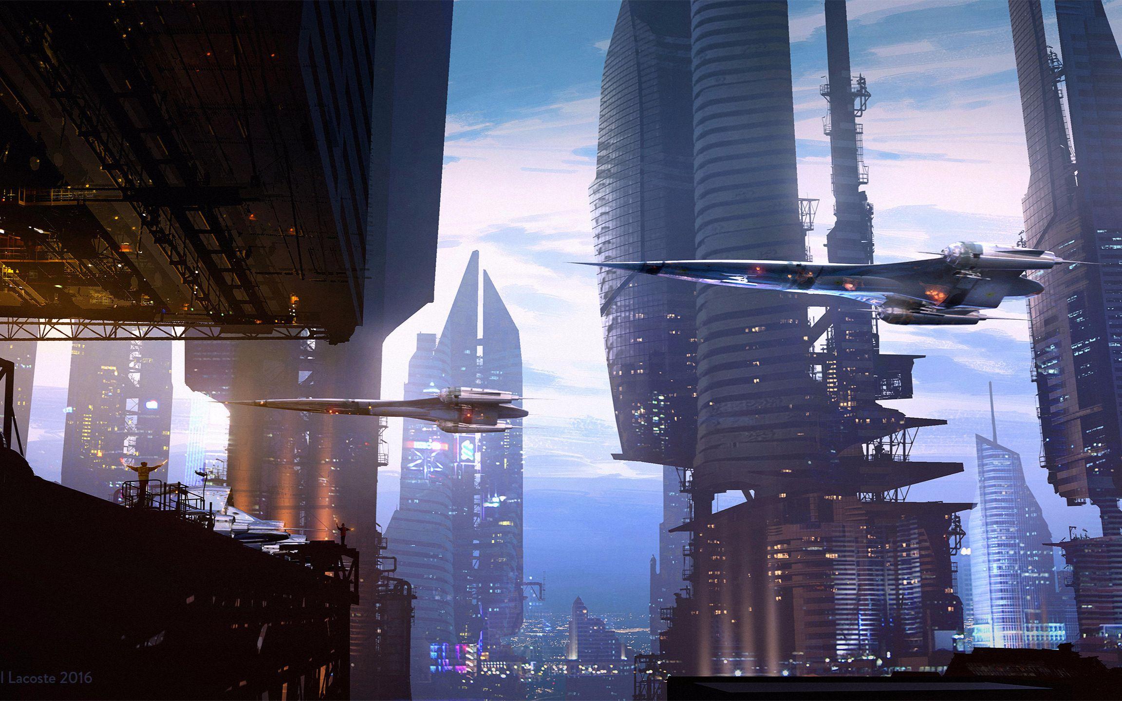 打开 打开 [绘画]科幻风格插画教程 打开 电影科幻人物绘画, 画蚁人