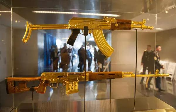 世界最昂贵的10支枪排名! 200年前的中国枪竟排第一?