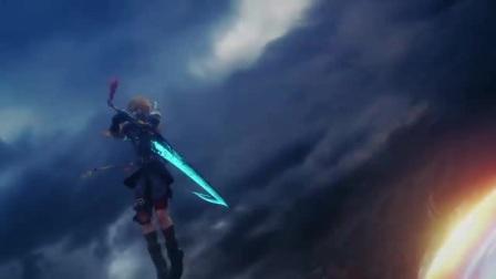 最终幻想NT 开场动画,电玩迷又有目标了!