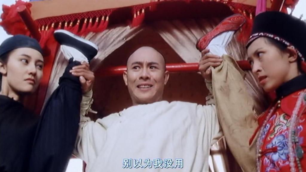 李嘉欣与刘青云老婆为争夺李连杰大打出手