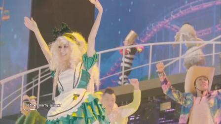 凤凰传奇北京演唱会,这就是老少通吃组合的魅力所在,全场嗨爆