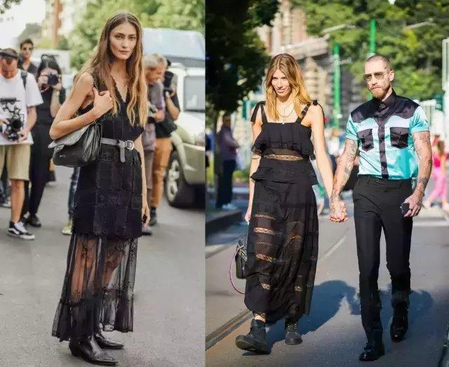 今夏仙气十足的纱裙才是主流, 因为显瘦 29