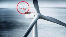 中国造世界上最大的风力发电机,40层楼高,一台赚4亿,可停直升机