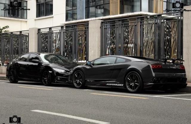 思域黑色, 改装完成帅出天际, 15万的车开出150万的感觉