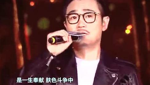 大鹏,古惑仔陈小春演唱《光辉岁月》,现场粉丝很热情!