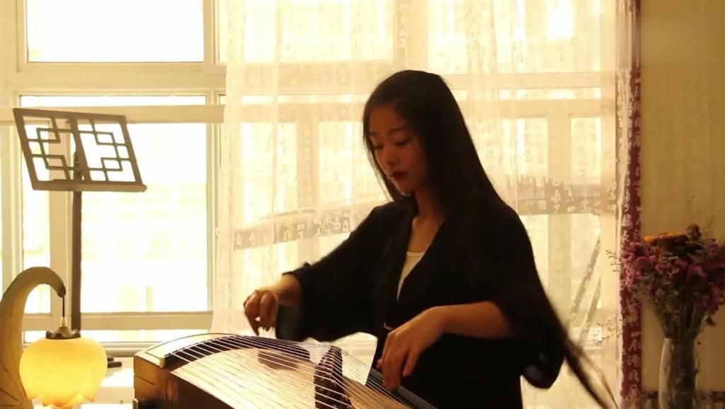 牛人玉面小嫣然小班视频音乐竹笛演奏笛子钢琴古筝认读aoeiuv的备课图片