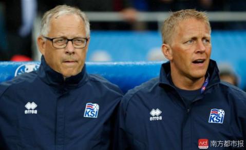 但首次参加欧洲杯就打进八强,冰岛足球已经和他们的维京战吼一起震惊