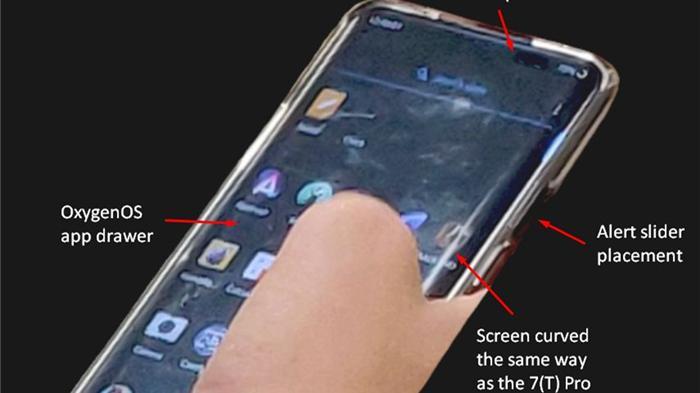 一加首款5G手机曝光, 120赫兹已被实锤, 将尝试全新外观设计