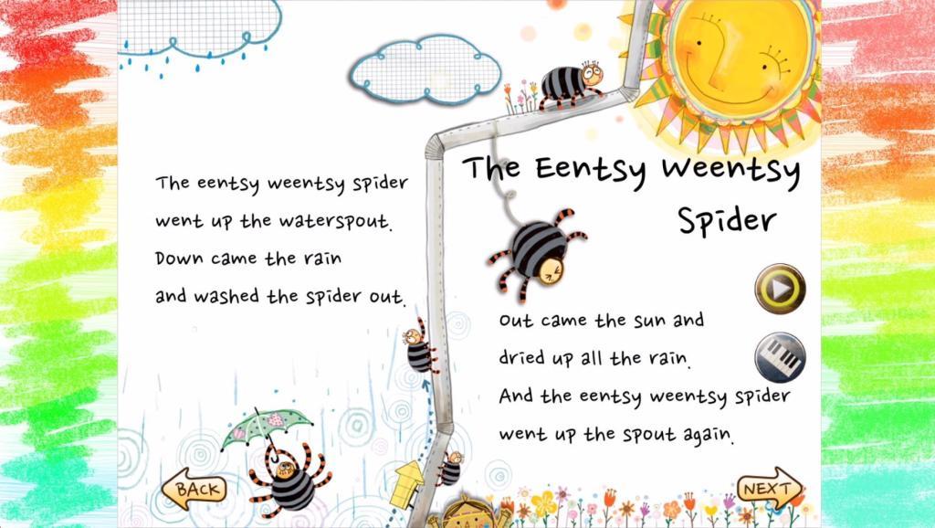 小猪佩奇唱儿歌学英语经典儿歌小蜘蛛亲子早教艺术培养双语歌
