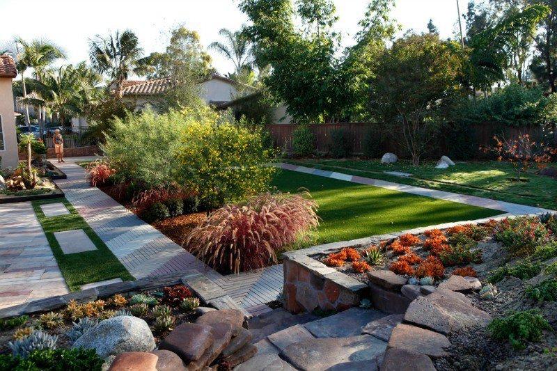 绿色庭院是美丽乡村建设的重要支撑.