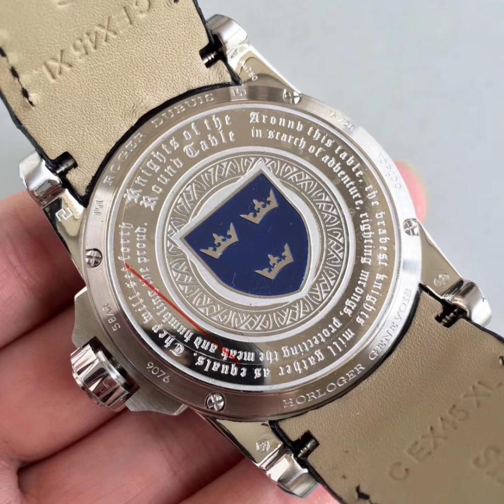 罗杰杜彼12圆桌骑士腕表·勇士的最爱