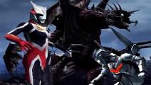 诺亚奥特曼和超翔龙怪兽对战恶魔暗黑梅菲斯特游戏解说