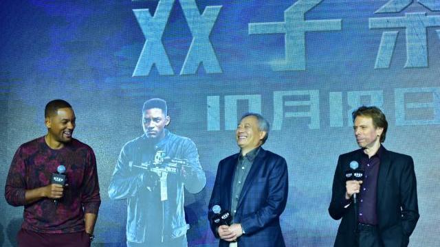 《雙子殺手》首映: 李安打造最貴男演員, 威爾·史密斯開表演課