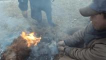 蒙古真正的烤肉,小编活了30年也没见过,网友: 口水止不住懵了