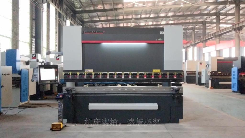佳士达机床系列视频之电液伺服折弯机 高端数控系统 DA66T系统
