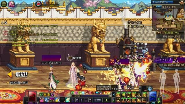 宫斗游戏广告素材