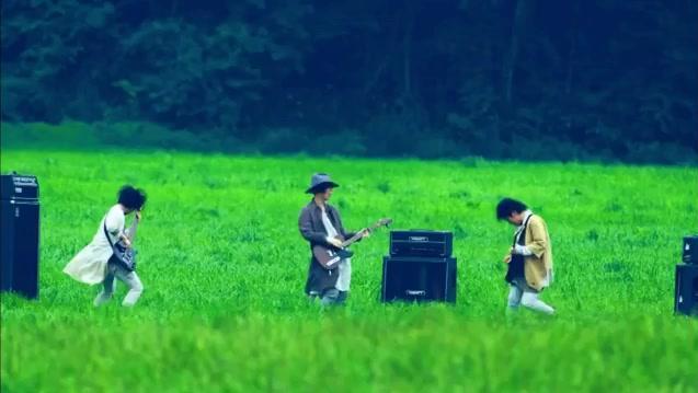 日本动画电影《你的名字》主题曲RADWIMPS - 前前前世