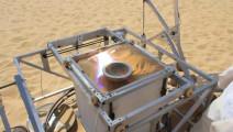 沙子加热到1700度,就成了一件艺术品,真是让人难以置信