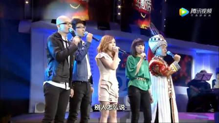 金池 平安 张赫宣 许艺娜现场合唱怀旧金曲《我的未来不是梦》