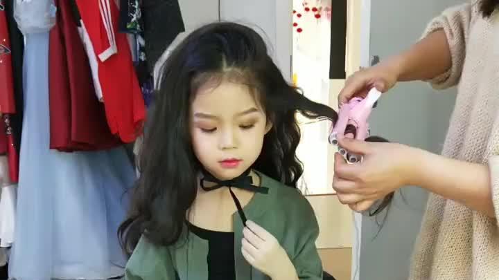 儿童摄影小模特