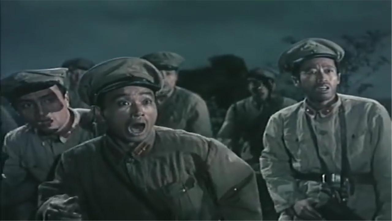 《平原游击队》八路军夜袭敌营,令治安军措手不及