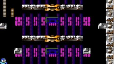 (超长完结篇)[洛♂克人3 ]Magnet man&Willy Stage