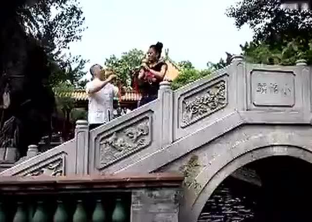 女儿情 葫芦丝九孔 g调 演奏 推拿高手