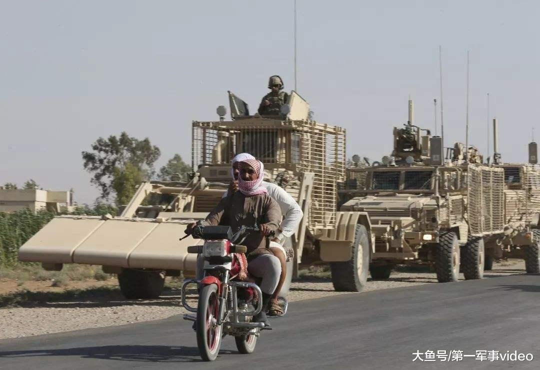 蒙面人获美国支持, 周边城市受影响, 精锐部队倾巢出动