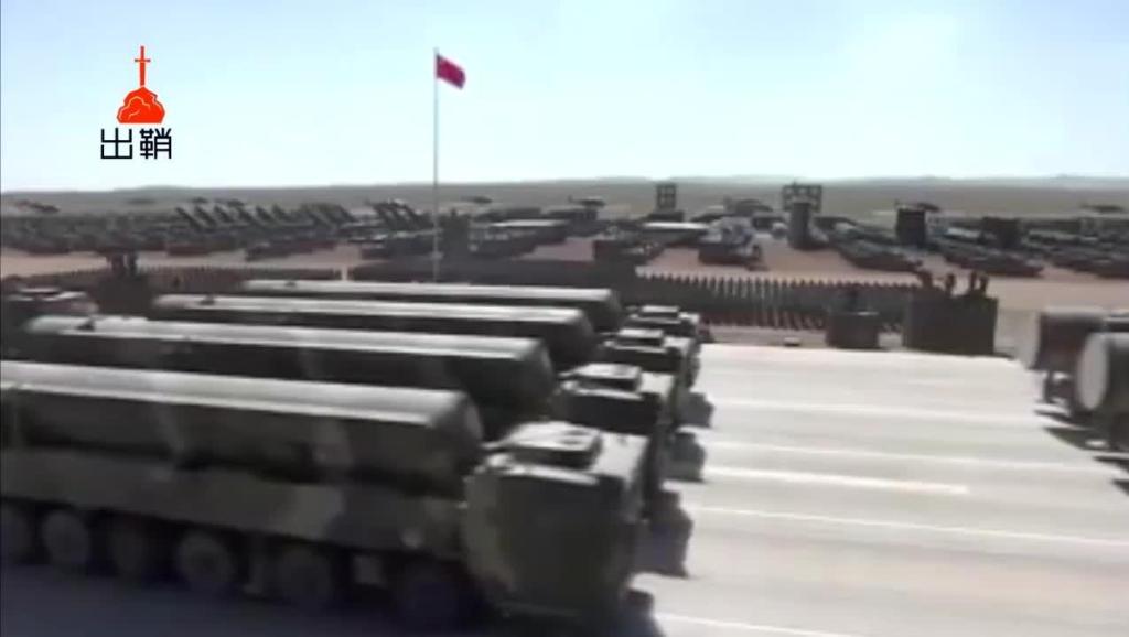 美军从什么地方搞来东风导弹的数据库?称一天就消灭东风洲际导弹