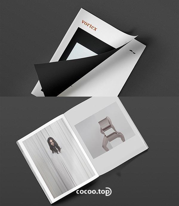 作为版式设计不可缺少的一部分,留白在调节版面虚实,黑白的同时,还能