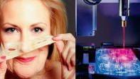 3D打印皮肤,现实版易容术,小心老太太冒充美女