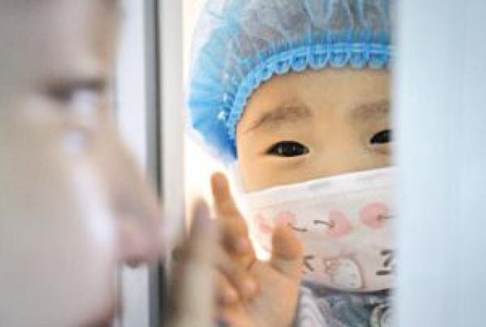 施润(化名),今年7岁 来自宁波慈溪 是一个可爱的小姑娘