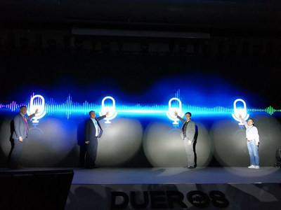 百度DuerOS成中国人工智能新名片
