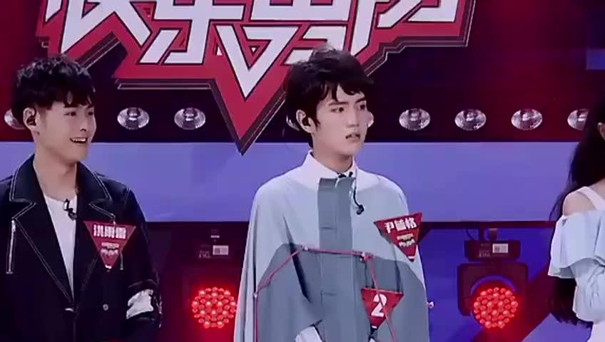 快乐男声: 洪雨雷选了一首超级短歌,李健很心里无奈