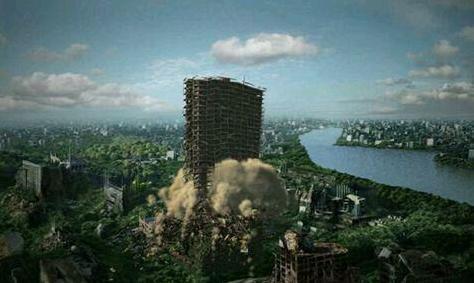 假如这个世界人类灭绝了会是什么样子呢?