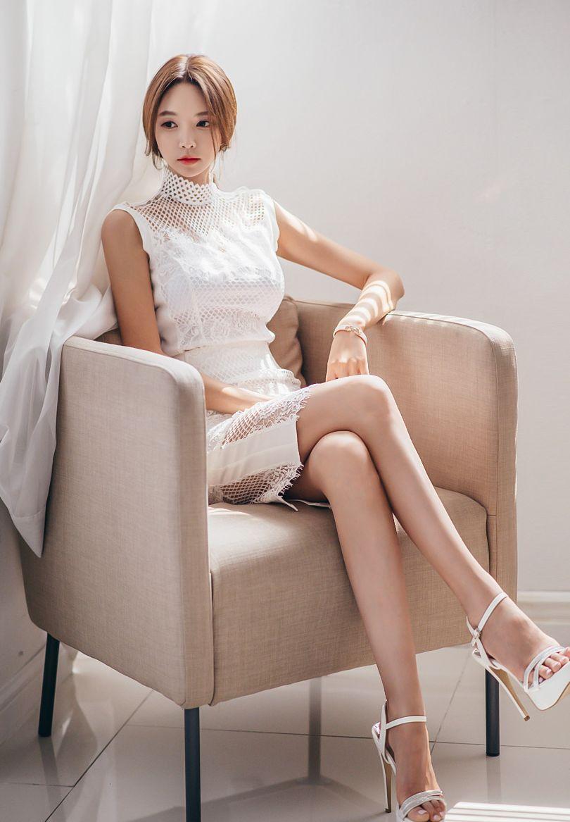 时尚连衣裙穿出万种风情, 妹子的美俏尽在其中! 3