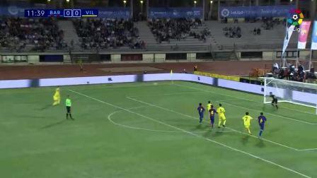 【实况足球2018】皇马 VS 比利亚雷亚尔(西甲