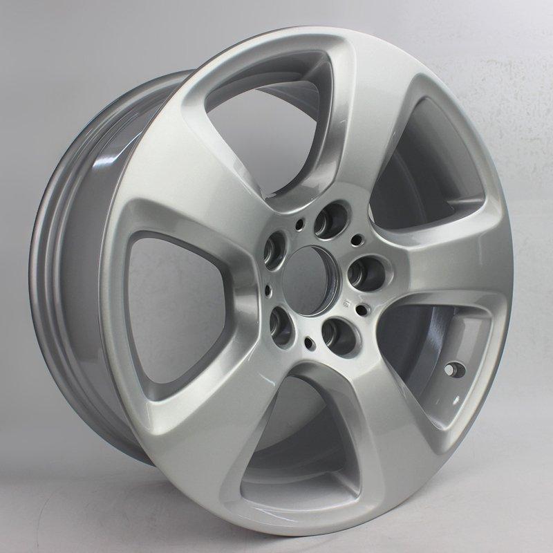 宝马5系530原装轮毂17寸二手正品拆车钢圈