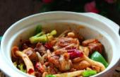 寒冬,来一锅暖胃、过瘾的干锅菜可好