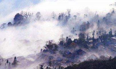 背景 壁纸 风景 天空 天气 烟雾 桌面 406_240