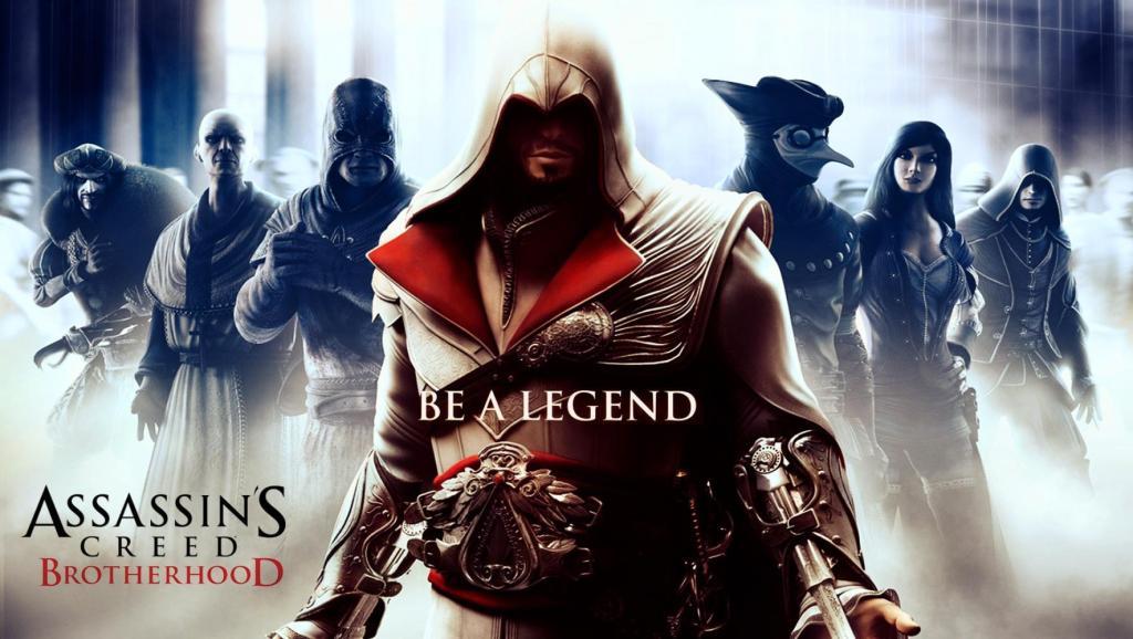 打开 打开 刺客信条: 兄弟会100%记忆同步游戏视频之宝藏任务 打开