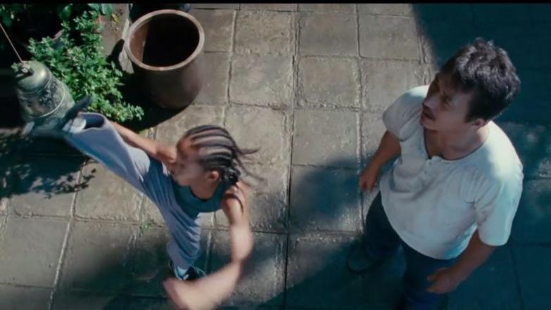 威爾史密斯兒子的《功夫夢》,成龍演現代掃地僧,豆瓣只有6.3分