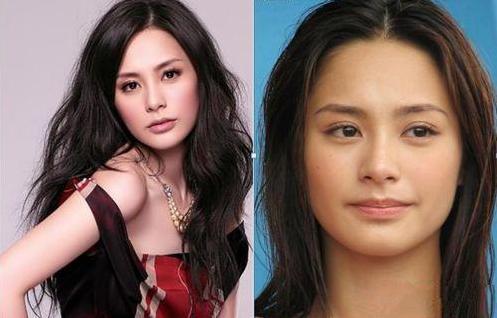 盘点娱乐圈里面真正的素颜女神, 赵丽颖 刘亦菲还是王丽坤?