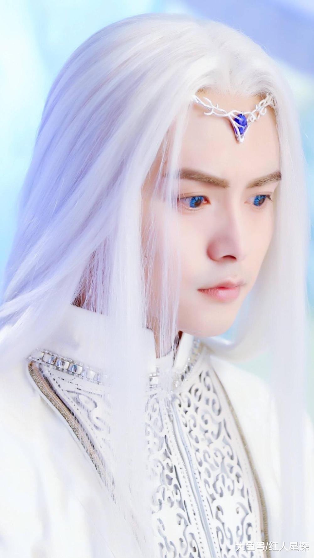 白发男子的形象, 马天宇倾国倾城, 任嘉伦为爱让人心疼, 只有邓超是来搞笑的