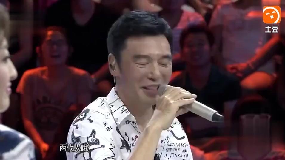 陈乐基邀钟镇涛同台演绎经典《光辉岁月》