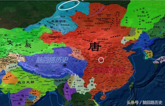 唐朝: 一小国跋涉万里赴长安, 称与大唐同源同祖先, 唐朝承认!