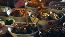 豫见美食: 舌尖上的中国,神秘色彩的湘西稻花鱼腊肉