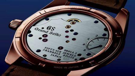 """精工推出售价高达30万的Grand,Seiko""""星空""""腕表"""